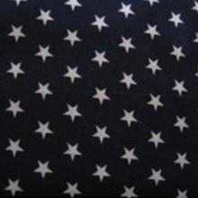Étoiles fond bleu marine